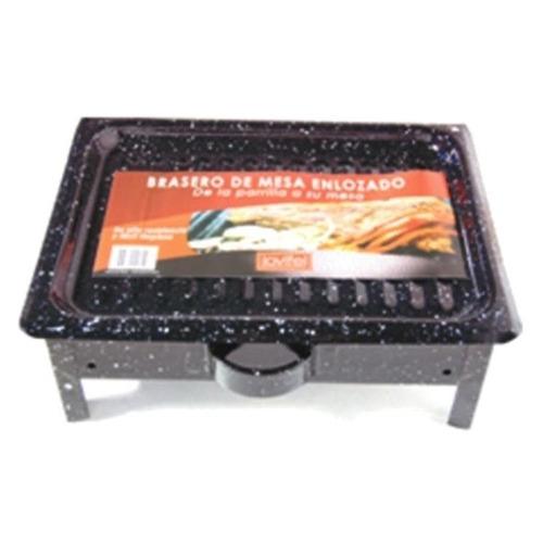 brasero de mesa enlozado jovifel envíos