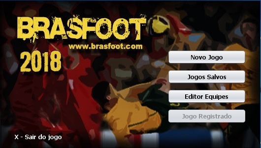 Brasfoot 2018 Aqui Comanda Um Time De Futebol Compra E Venda - R  7 ... 997e2757a6787
