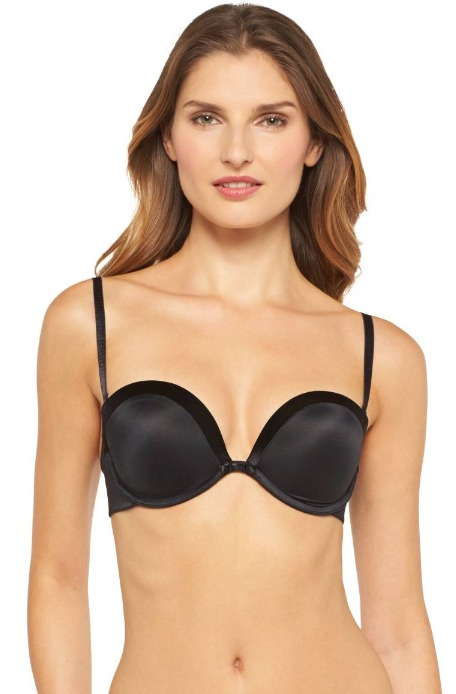 c08cd01cd3f72 Brasier 36c Maidenform Straple Convertible Multiformas Negro ...