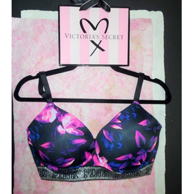 Women's Clothing Bras & Bra Sets Victoria's Secret Pink Push Up Bra 32dd