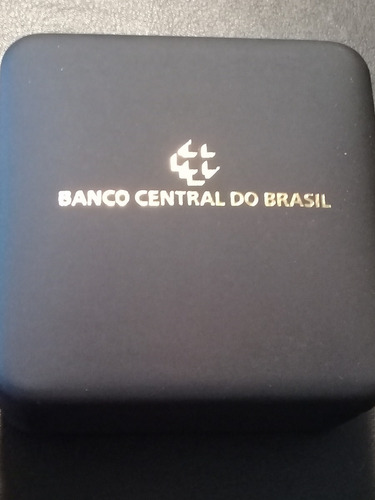 brasil 10 reais - moeda ouro 100 metros rasos - olimpiadas