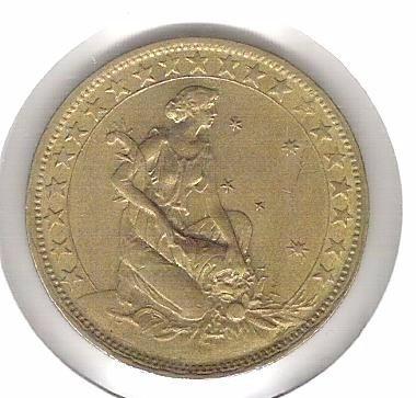 brasil 1000 réis 1927 f c bronze-alumínio