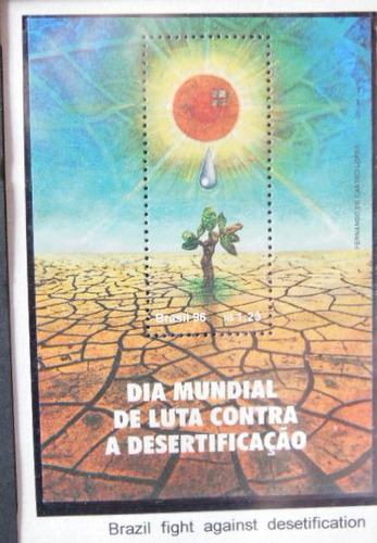 brasil 1996 bloco desertificação desmatamento aquecimento