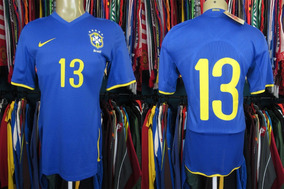 2edf4d4cb Camisa Do Brasil Sem Numero - Masculina Brasil em De Seleções no Mercado  Livre Brasil