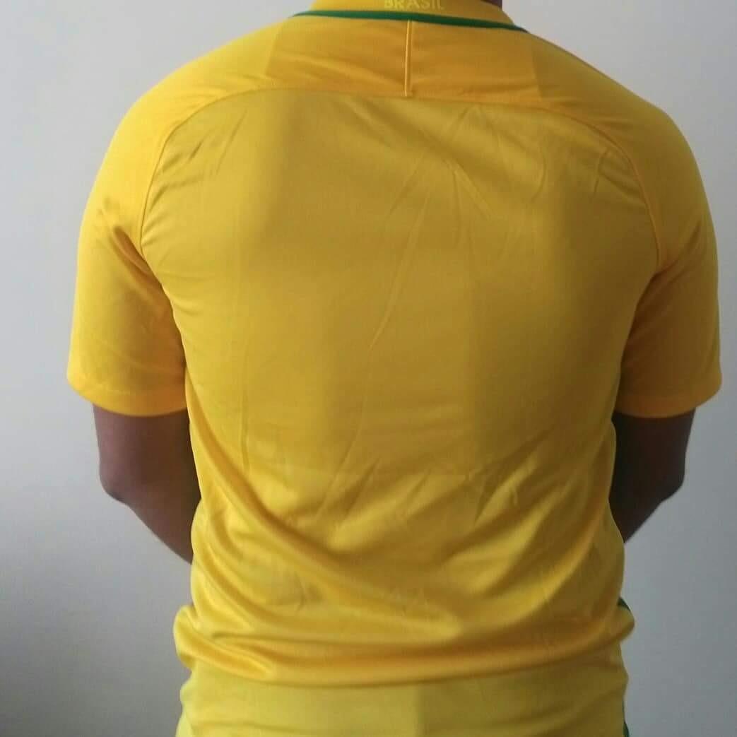 64ec1ca3 Camiseta Brasil 2018 Original Nike Mundial Rusia - $ 180.000 en ...