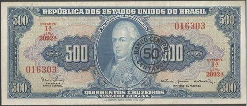 brasil 50 centavos nd1967 p186a