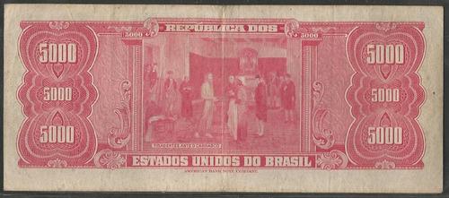 brasil 5.000 cruzeiros nd1964 p174b