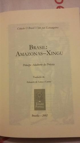 brasil :amazonas -xingu