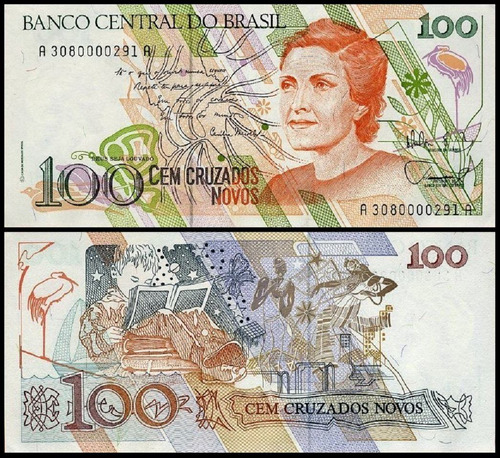 brasil cruzados novos 1989