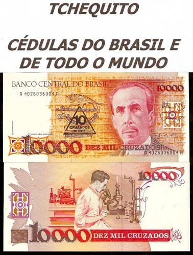 brasil cruzados novos cédula