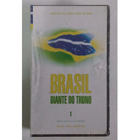 Brasil Diante Do Trono Ao Vivo 2001 Vhs Lacrada Mkshop