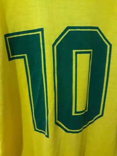 brasil futbol camiseta