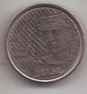 brasil moneda de 5 centavos año 1994 !!!