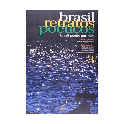 brasil retratos poéticos - vol.3