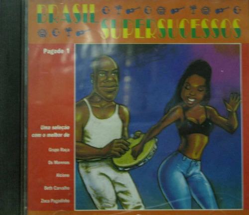 brasil supersucessos cd pagode 1
