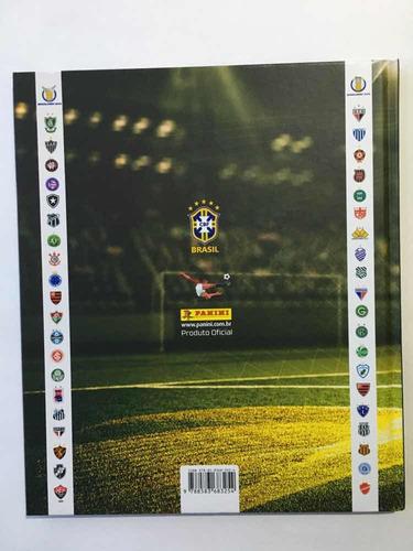 brasileirao 2018, album capa dura completo com frete gratis