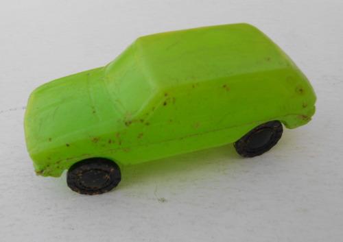 brasilia plástico bolha - anos 70 - rara - f(0053)