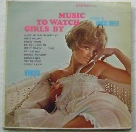 brass breed / music to watch  1 disco lp vinilo