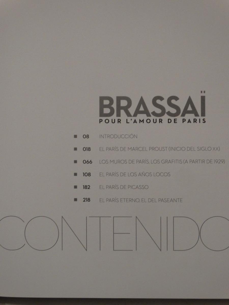 Brassai Pour L Amour De Paris Fotografia Como Nuevo 250000