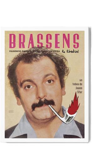 brassens o la libertad(libro )