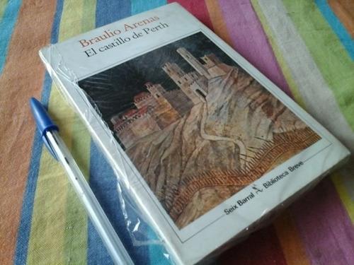 braulio arenas el castillo perth. surrealismo novela
