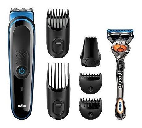 braun mgk3045 maquina patillera barba cabello 7 en 1