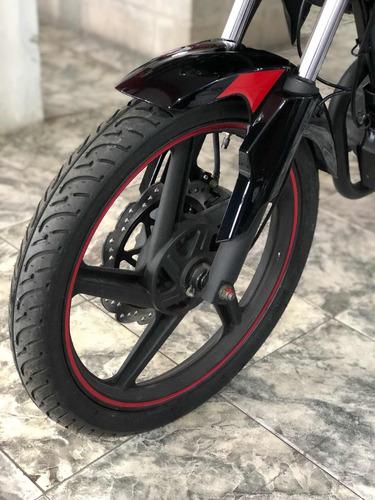 brava altino 200cc 0km 2016 4tiempos negro motoshop ezeiza