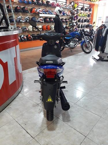 brava nevada 125  0km  tamburrino motos