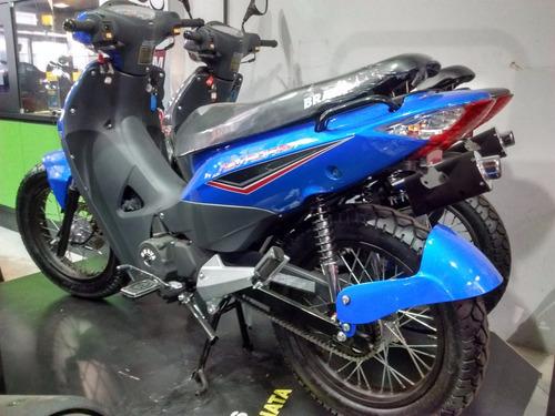 brava nevada 125cc sp 2017 0km - w motos san miguel