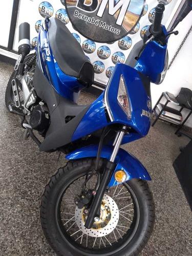 brava sp tunning 125cc. 0km