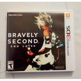 Bravely Second End Layer Nintendo 3ds Fire Emblem Default
