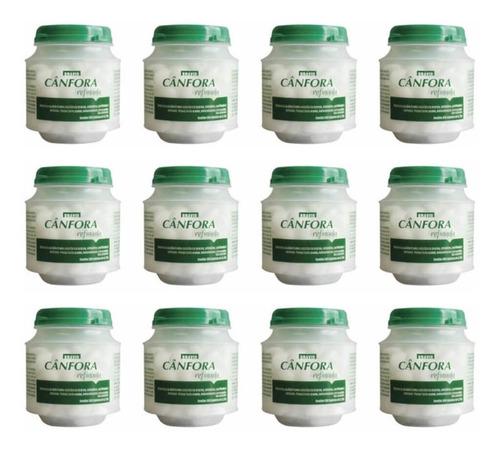 bravir cânfora pastilhas arredondadas c/200 (kit c/12)