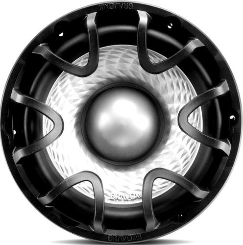 bravox uxp subwoofer 12 polegadas 500w rms bobina dupla 2ohm