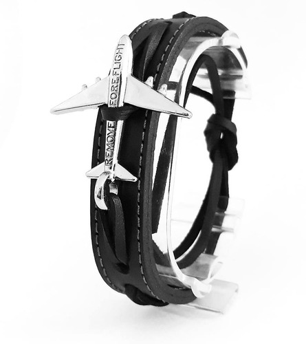 brazalete airspeed leather - remove before flight ®