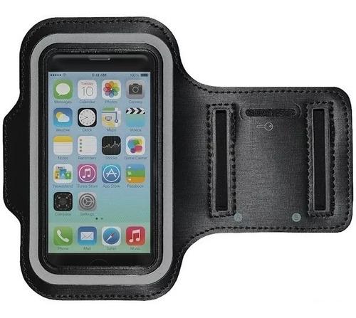 brazalete celular iphone xs x 8 7 6s 6 s9 s8 s7 s6 13.6x7cm®