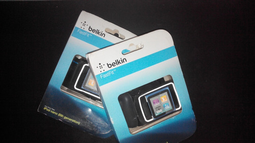 brazalete con cierre fácil marca belkin para ipod nano 6ta g
