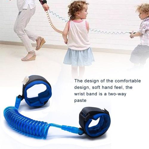 brazalete correa arnes antiperdida niños seguridad