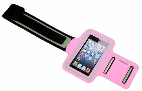 brazalete deportivo ajustable iphone 4  4s banda reflectiva