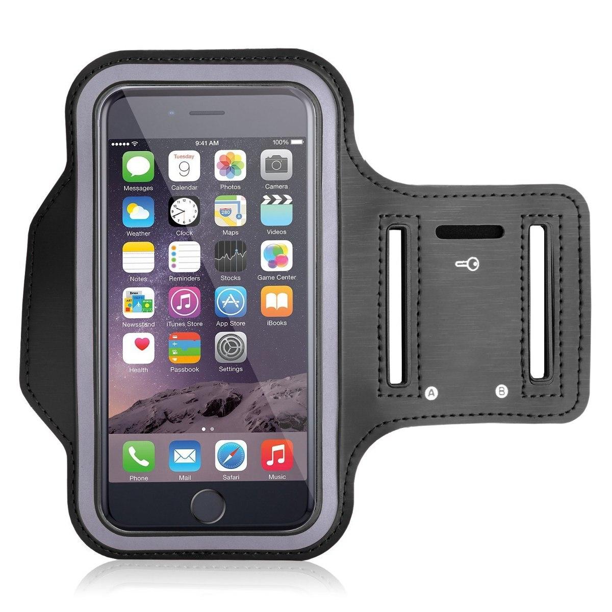 22834273c1e Brazalete Deportivo Armband Para Hacer Ejercicio iPhone 7 - $ 12.990 ...