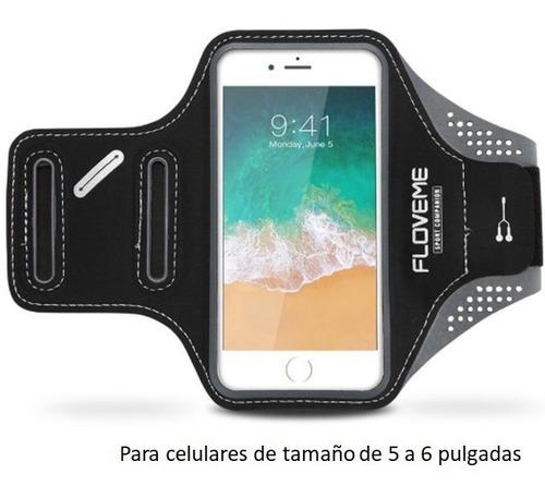 brazalete deportivo celular universal tactil impermeable