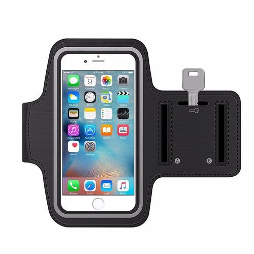 brazalete deportivo en neopreno para cualquier celular