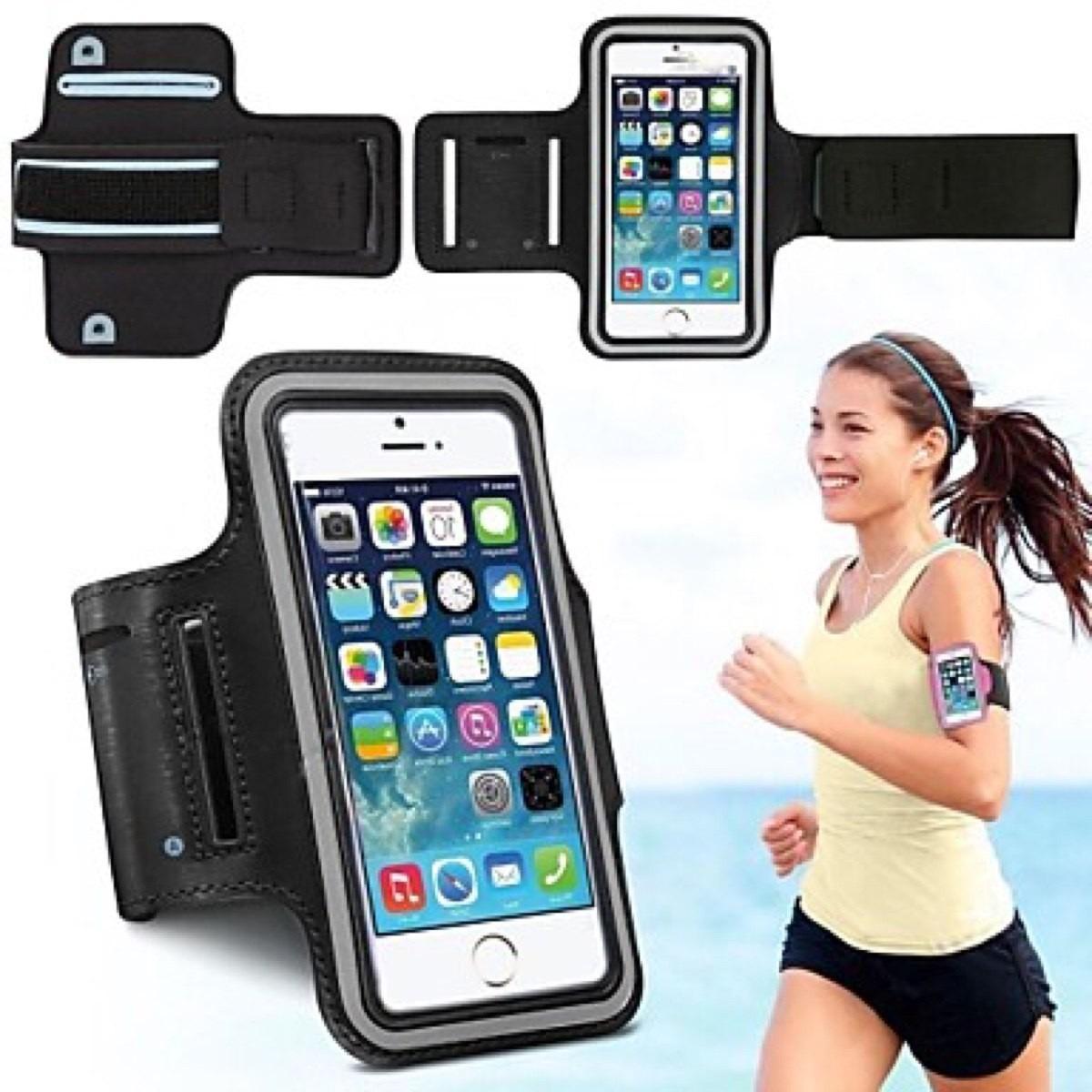 0de88abbea5 brazalete deportivo frieq para correr ejercicio - iphone 7 8. Cargando zoom.