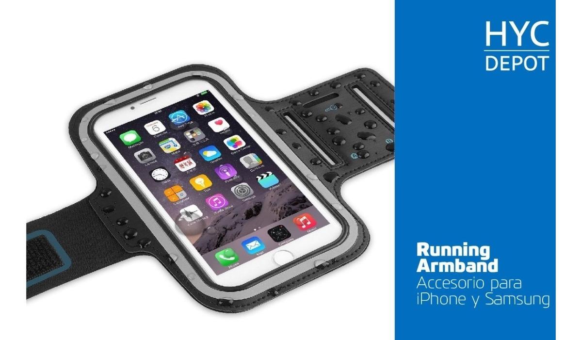 286b8dd47b0 Brazalete Deportivo iPhone 6s 7 8 X Plus Armband - $ 190,00 en ...