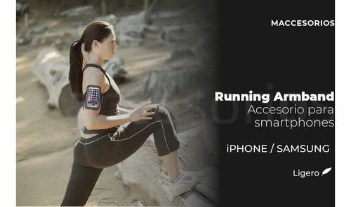 brazalete deportivo para correr y hacer ejercicio