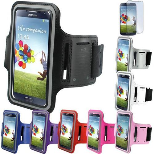 brazalete deportivo para smartphones (4.7 a 5.2 pulg)