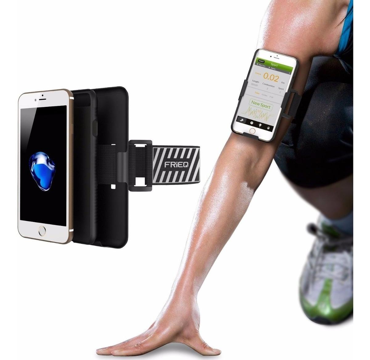 e21fc9fd876 brazalete deportivo premium correr ejercicio - iphone 7 8. Cargando zoom.