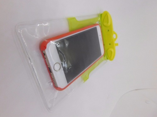brazalete impermeable submarino para teléfono móvil