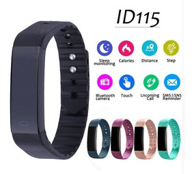 169e55b9e1f5 Brazalete Inteligente Fitness Para iPhone Y Android