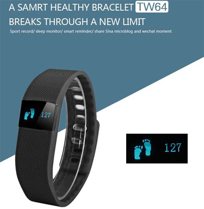 4f9ee0e56039 Brazalete Inteligente Pulsera Reloj Fitness Podometro Miband