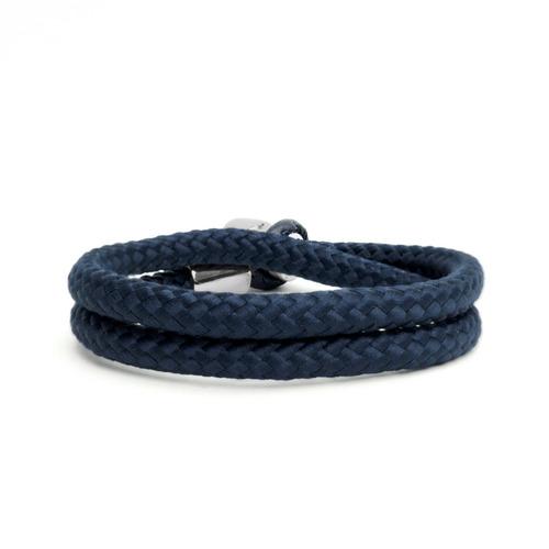 brazalete lucío textil azul lctx-np-txy-3